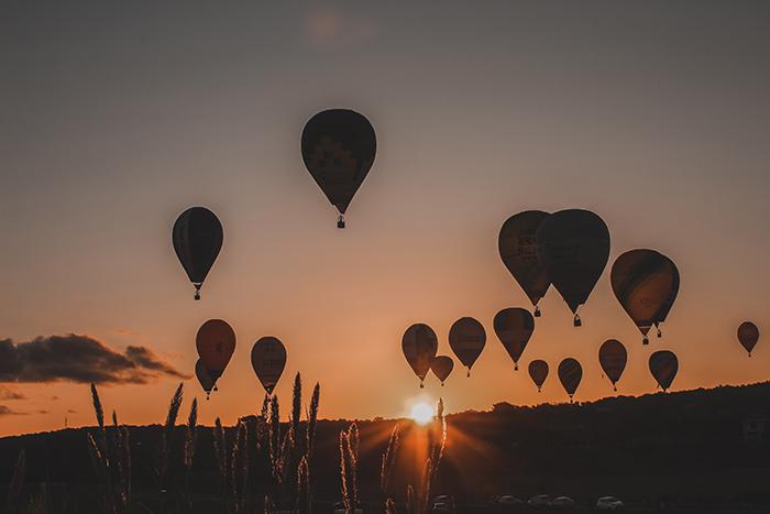 European Hot Air Balloons Championships 2019 Mallorca