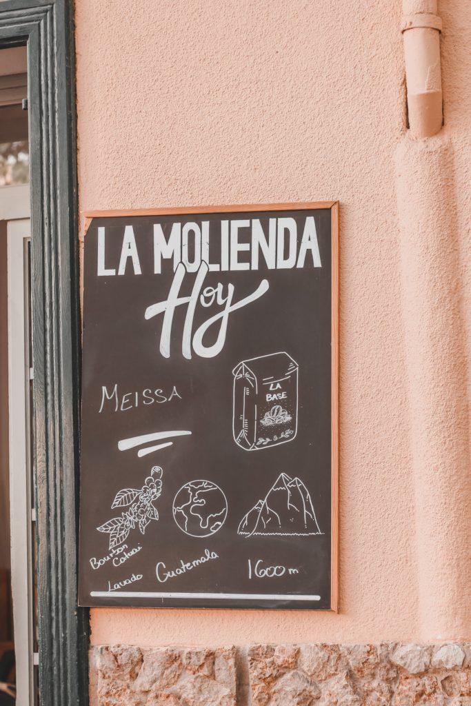 La Molienda - amazing café in Palma de Mallorca