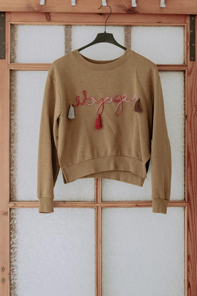 Second Hand Fashion Palma de Mallorca Voyage Sweater