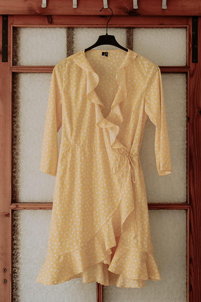 Second Hand Fashion Palma de Mallorca Yello Summer Dress