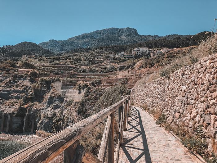 Cala banyalbufar - Mallorca