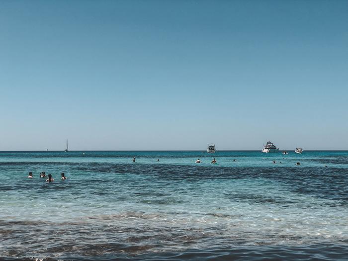 Es Trenc Mallorca turquoise water sandy beach
