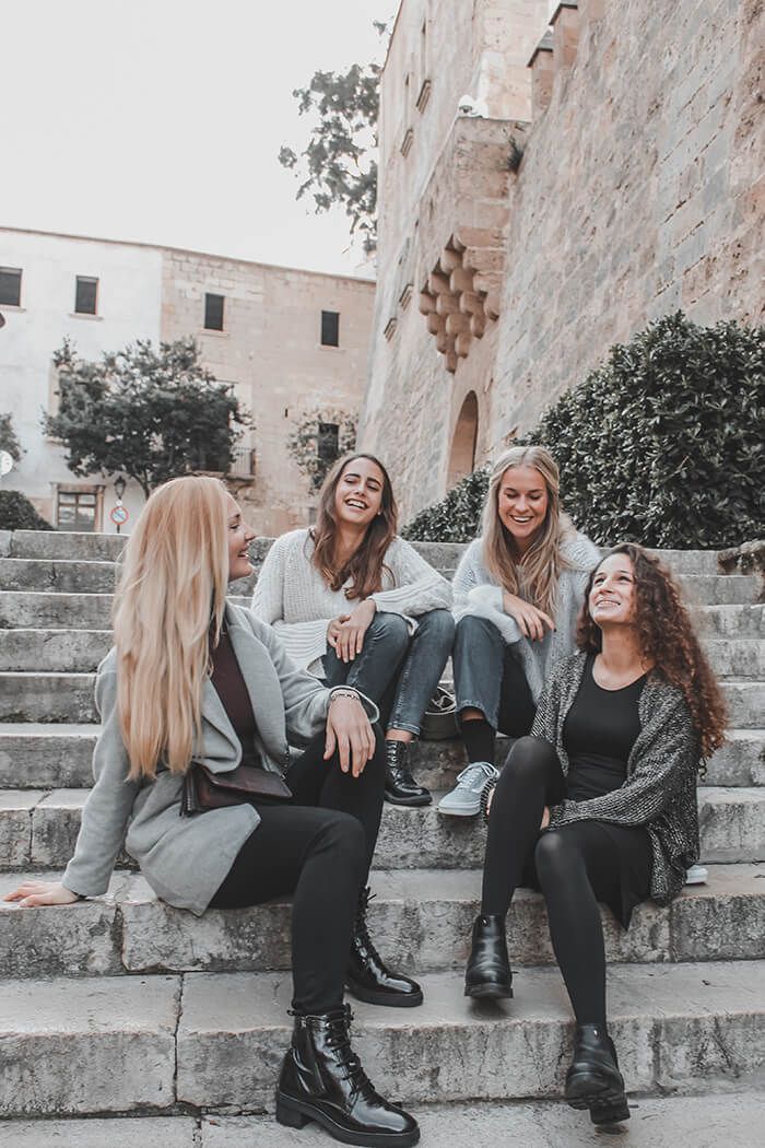 palma insta tour with a group