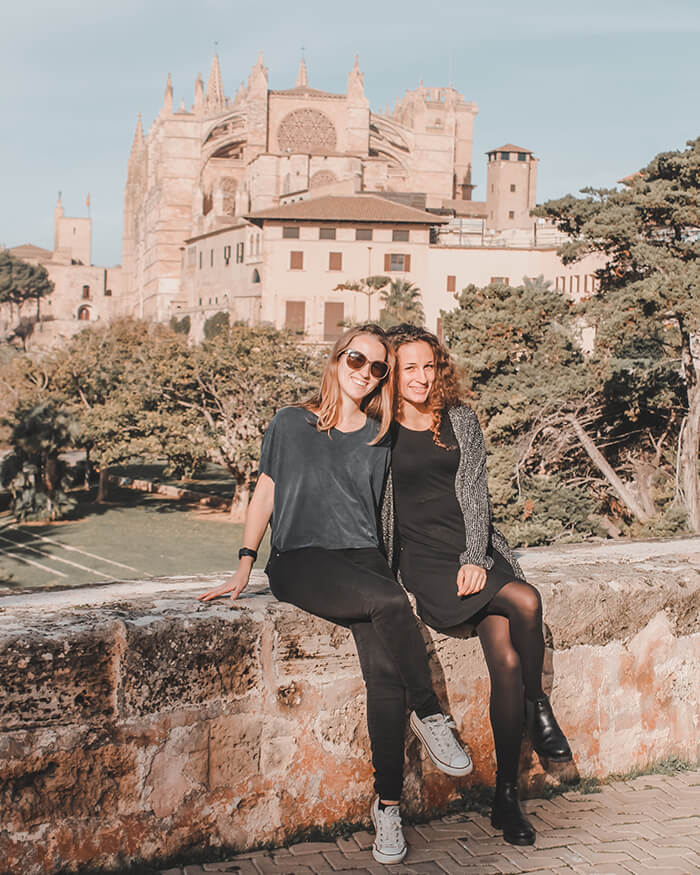palma insta tour with a friend