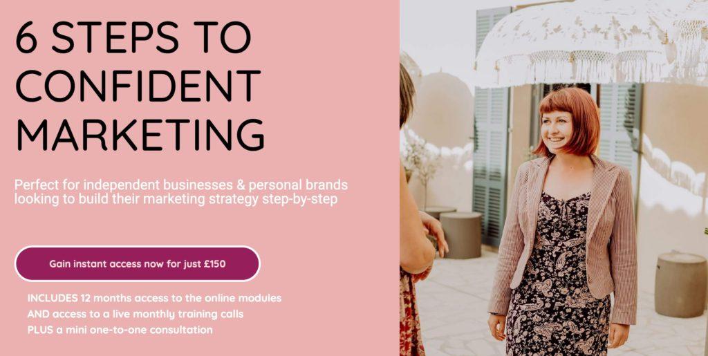 Confident Marketing